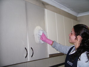 Soot Removal and Cleaning